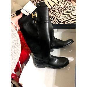 NWT Tommy Hilfiger Shyenne Riding Boots